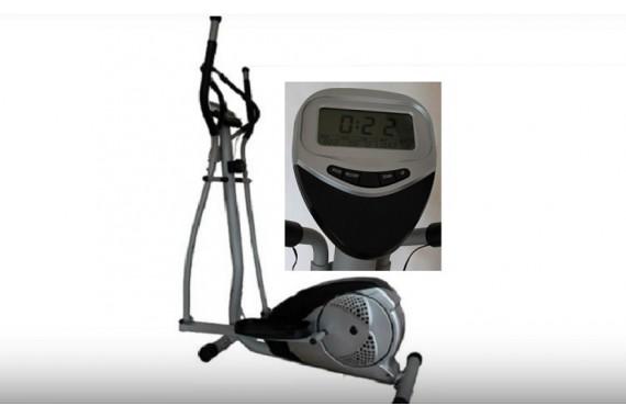 Эллиптический магнитный тренажер American Fitness SPR