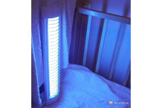 Фотолампа (для лечения желтушки новорожденных)