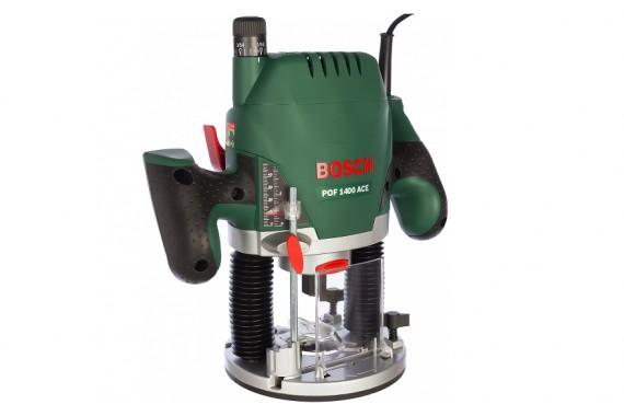 Фрезер ручной Bosch POF 1400 ACE