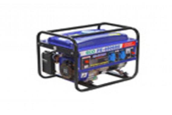 Генератор (электростанция) бензиновый 2,8 кВт, 220 В.