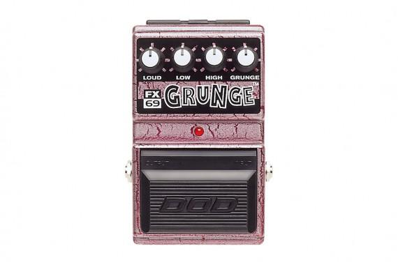 Гитарная приставка DOD FX69 Grange
