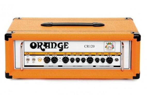 Гитарные усилители и комбики Orange cr120 с кабинетом