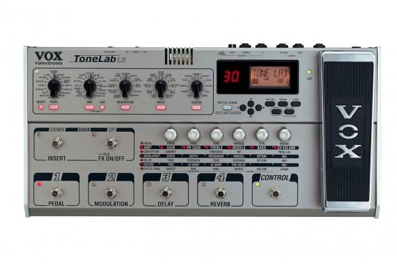 Гитарный процессор VOX ToneLab LE