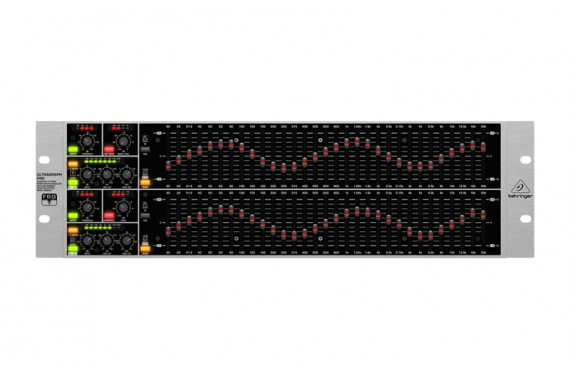 Графический эквалайзер Ultragraph FBQ-PRO FBQ6200