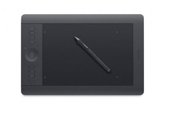 Графический планшет Wacom Intuos Pro Medium (PTH-651)