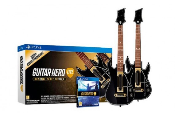 Guitar Hero (PS4)