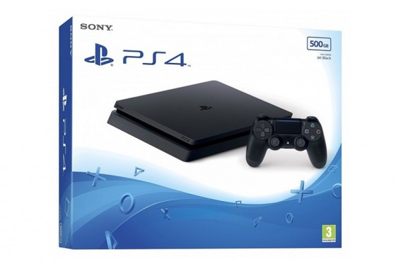 Игровая приставка Sony PlayStation 4 500GB Доставка