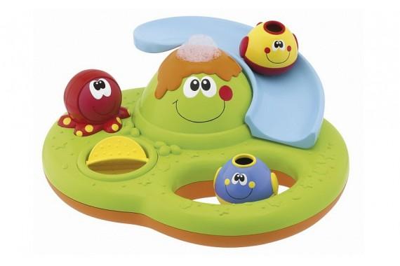 Игрушка для купания Chicco «Остров из пузырьков»