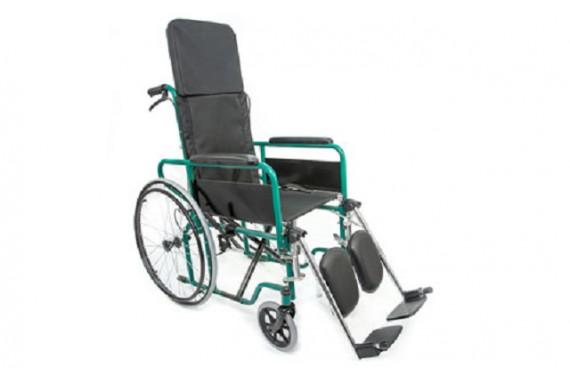 Инвалидная коляска с поддержкой голени FS902GC