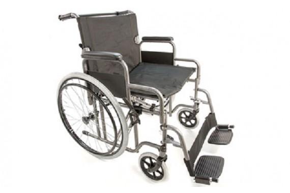 Инвалидная коляска широкая FS874B-51