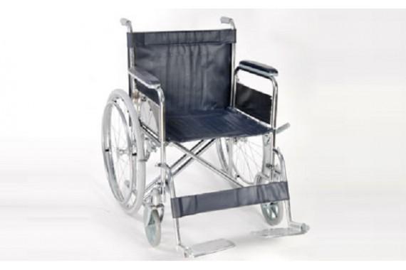 Инвалидная коляска широкая FS975-51