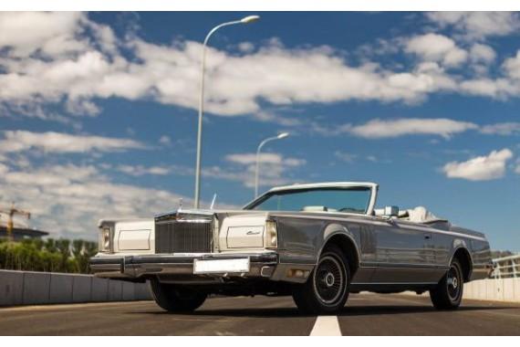Кабриолет Lincoln Continental Mark V