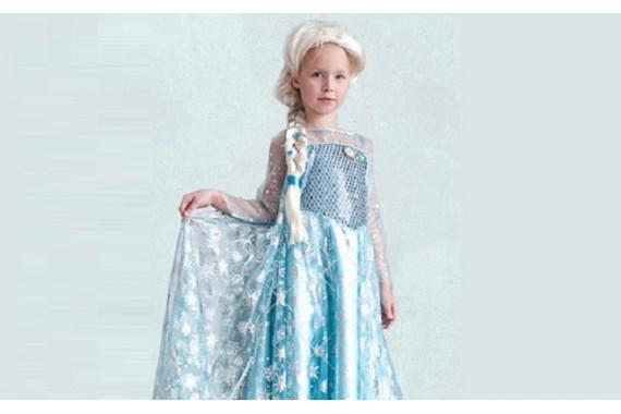 Карнавальный костюм «Эльза»