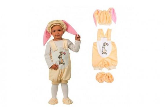 Карнавальный костюм «Кролик-1»