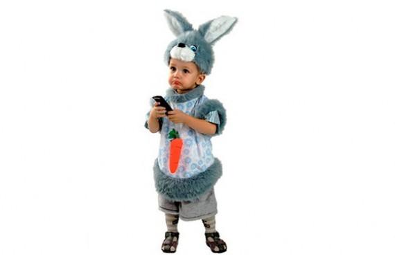 Карнавальный костюм «Кролик Кроха»