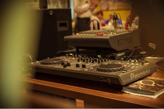 Комплект музыкального оборудования