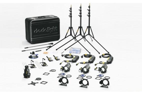 Комплект студийного и мобильного света Dedolight K24M