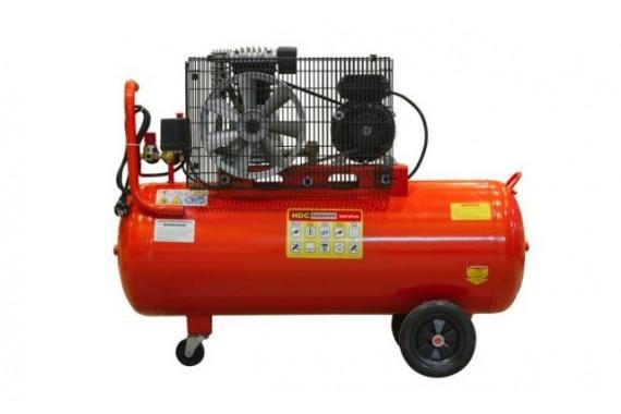 Компрессор HDC HD-A101 100 л. 10 атм.
