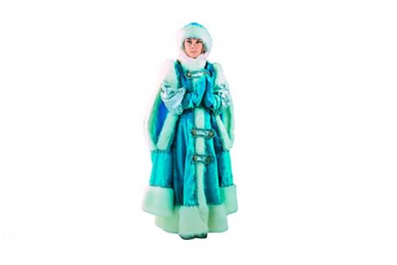Костюм для взрослых «Снегурочка Барыня»