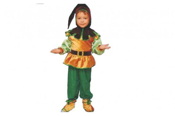 Карнавальный костюм «Гном-2»