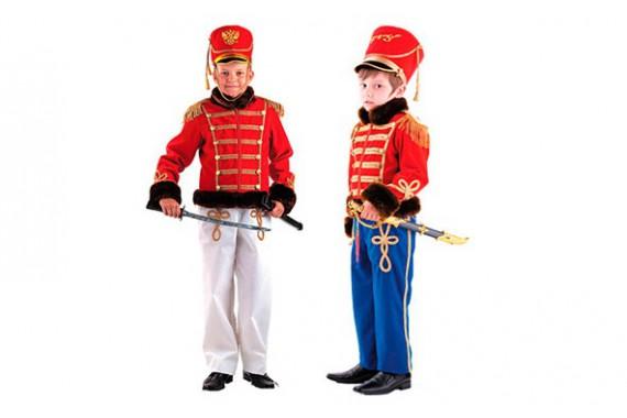 Костюм карнавальный «Гусарский офицер» — 2