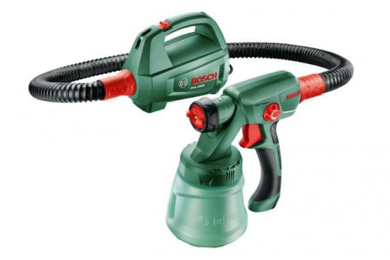 Краскораспылитель электрический Bosch PFS 2000
