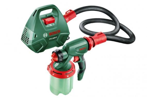 Краскораспылитель электрический Bosch PFS 3000-2