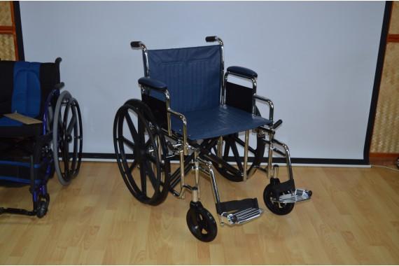 Кресло-коляска повышенной грузоподъемности LK6118-56