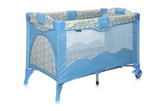 Кровать-манеж Bertoni Travel Kid 1 уровень