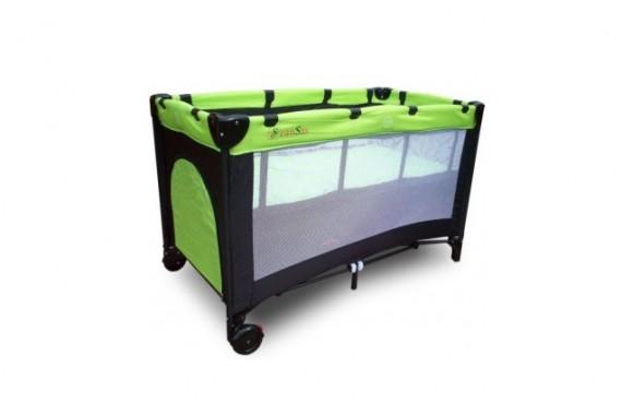 Кровать-манеж CanSas 2 уровня