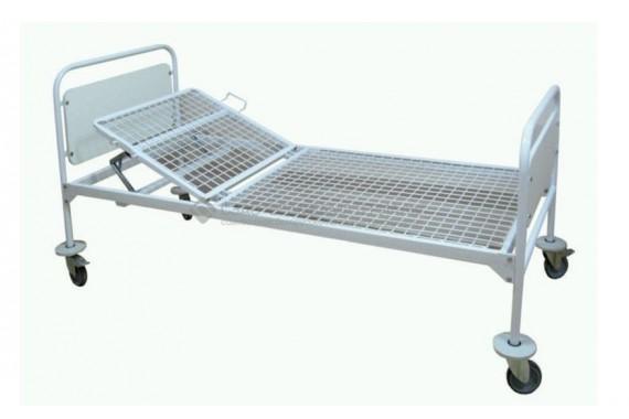 Кровать медицинская для лежачих и травмированных больных 2-секционная