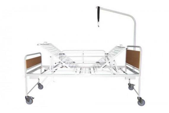 Кровать медицинская для лежачих и травмированных больных 3-секционная