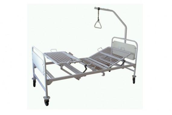 Кровать медицинская для лежачих и травмированных больных 4-секционная