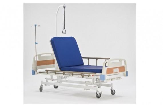 Кровать медицинская (с регулировкой высоты)