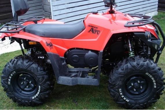 Квадроцикл Stels ATV 800D