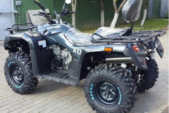 Квадроцикл Stels ATV 600GT EFI