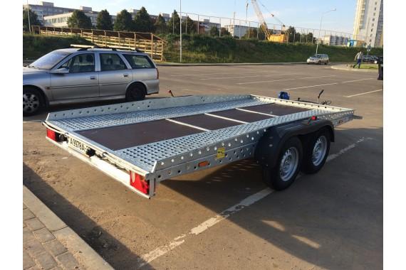 Лафет «платформа» 2700 кг