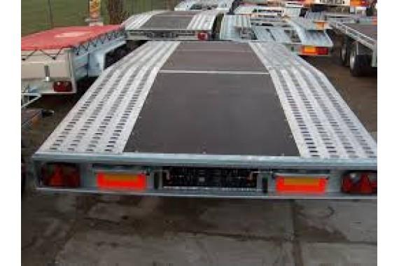 Лафеты под легкие и тяжелые автомобили