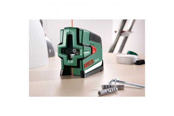 Лазерный нивелир Bosch PCL 20  Доставка