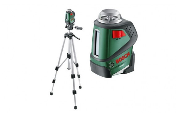 Лазерный нивелир Bosch PLL 360 SET