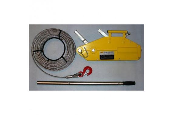 Лебедка рычажная (МТМ 1,6 монтажно-тяговый механизм)