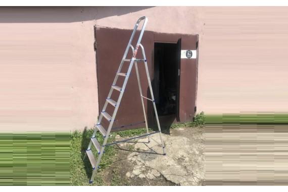 Лестница на 8 ступенек