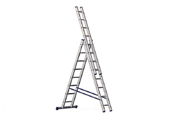 Лестница трехсекционная Alumet 6314