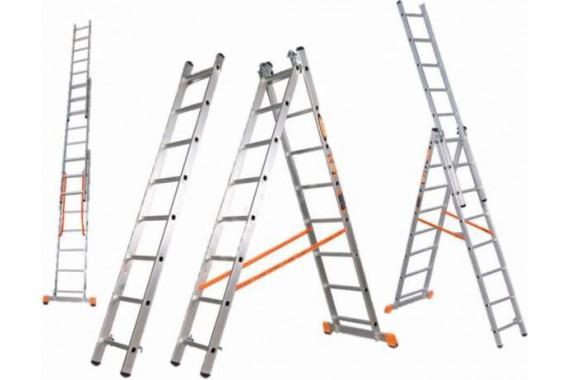 Лестницы дo 10 м