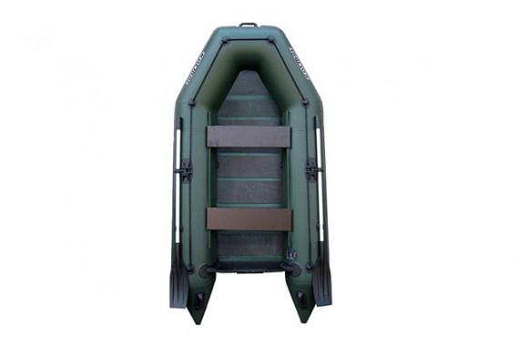 Моторно-гребная надувная лодка ПВХ Kolibri КМ-280