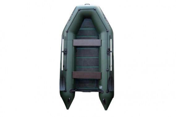 Моторно-гребная надувная лодка ПВХ Kolibri КМ-300