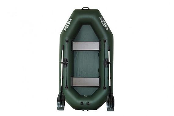 Гребная надувная лодка ПВХ Kolibri К-240Т