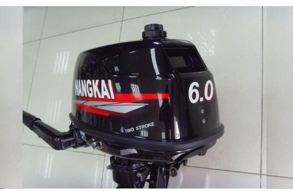 Лодочный мотор Hangkai (5) 6 л.с. плюс скоростной винт