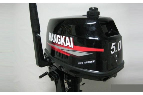 Лодочный мотор Hangkai 5 л.с.