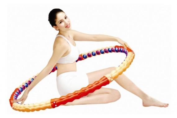 Массажный обруч Passion Health Hoop